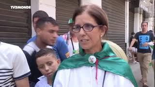 La mobilisation continue en Algérie en ce jour de finale