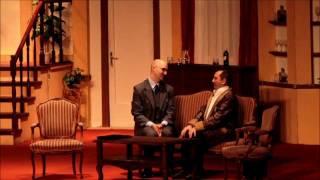 Interjú az Oscar című színdarab szereplőivel a RaM Colosseumban