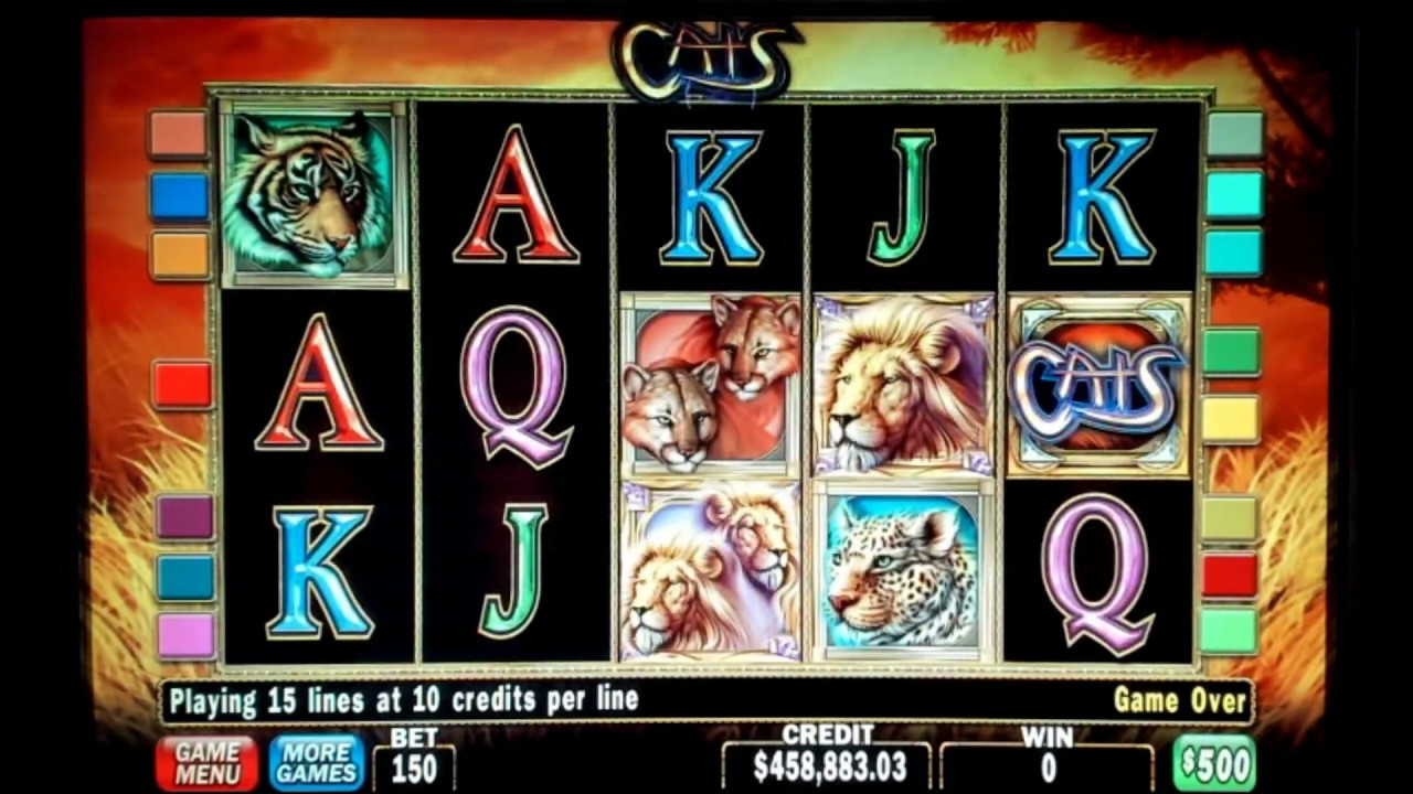 Playing High Limit Slots