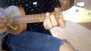 Kentrung melodic kelangan