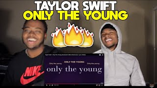 Download Lagu Taylor Swift - Only The Young Featured in Miss Americana Reaction MP3