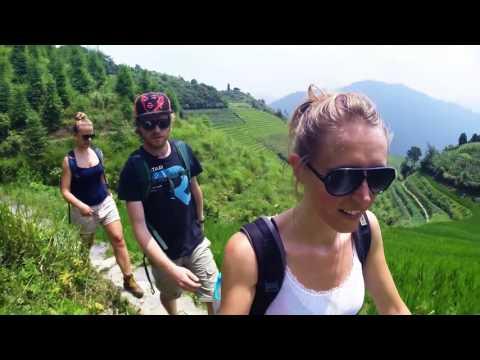 Traveling China Yangshuo