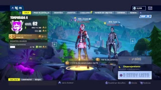 I HAVE THE NEW SKIN GDC!!! (Hunting Group) Fortnite
