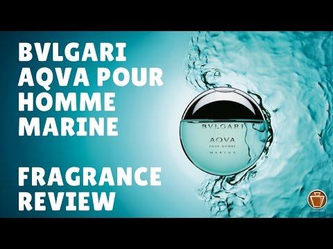 Bvlgari Aqva Marine   Fragrance Review