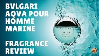 Bvlgari Aqva Marine | Fragrance Review