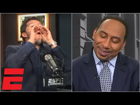 download Will Cain can't stop mocking Stephen A. after Cowboys' win vs. Saints   ESPN Voices