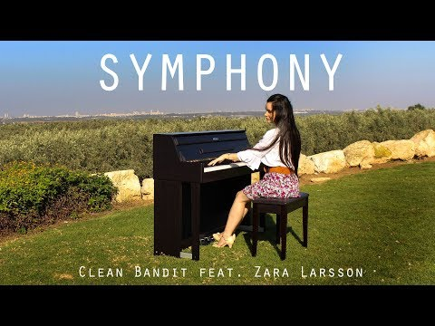 Clean Bandit - Symphony feat. Zara Larsson | Piano Cover by Yuval Salomon
