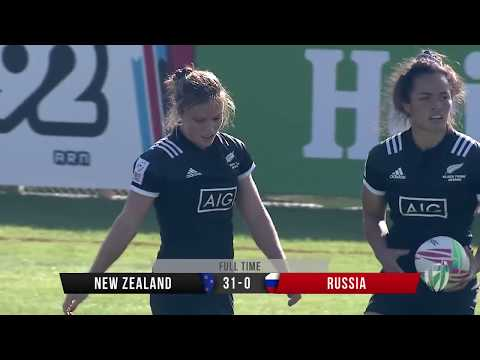 HIGHLIGHTS: Black Ferns win big in Dubai!