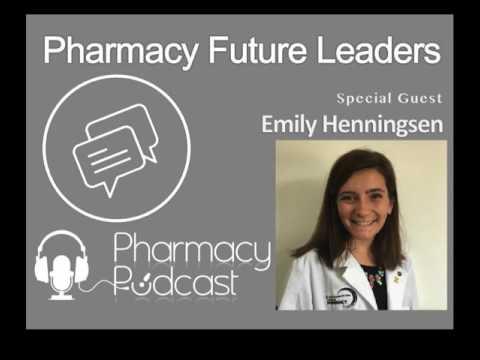Pharmacy Future Leaders - Emily Henningsen