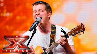 Max Stone takes on Bob Marley classic | Auditions Week 2 |  The X Factor UK 2015