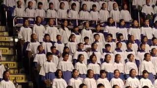 20161014聖公會小學辦學140周年感恩崇拜獻詩