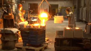 Sand casting: Digital production of complex sand molds by voxeljet