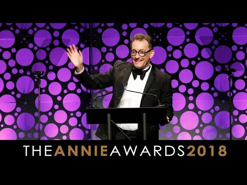 Annie Awards 2018 - The Winsor McCay Award - Stephen Hillenburg