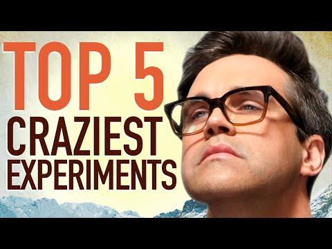 Top 5 Craziest Experiments