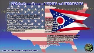 Baixar Ohio State Song BEAUTIFUL OHIO with music, vocal and lyrics