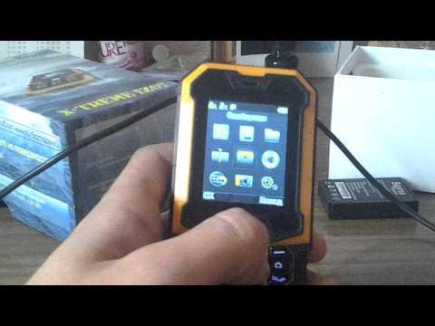 Обзор  Sigma mobile x treme lz 67