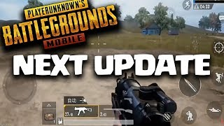 EXCITED FOR NEXT PUBG MOBILE UPDATE ALREADY!!