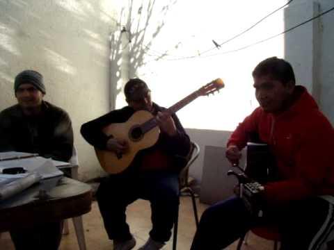 ALBA - ANTONIO FLORES - JUAN PABLO FERNÁNDEZ - EL CANTOR