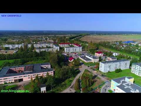 Кингисеппский р-он.пос- Котельский.Вид Сверху.