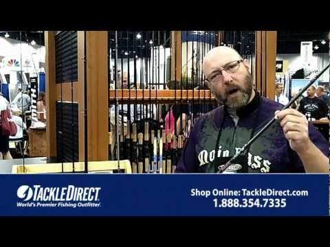 St. Croix Rods NEW 2012 Fishing Rods At ICAST 2011 From TackleDirect
