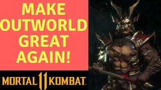 Mortal Kombat 11 Injects Trump As Villain & Reviews Tank Over Politics & MTX