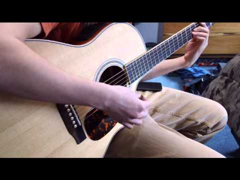 Black and Blue Guitar Cover! By Christina Perry