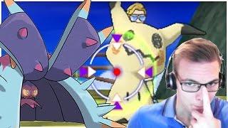Pokemon Sonne und Mond Wifi Battles / Kampfbaum / Battle Royale