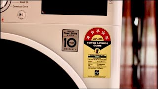 Lg washing machine FHT1006ZNW review | FHT1006SNW vs FHT1006ZNW | front vs top load | Steam | 5star