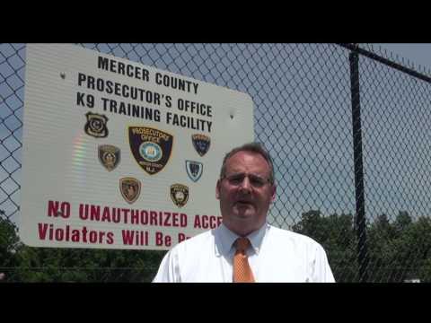 Mercer County Prosecutor's Office K9 Training Facility