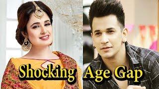 Shocking Huge Age Gap of Famous Television Couples I 2018