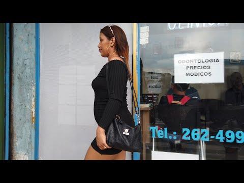 """HOT DAY"" in PANAMA CITY Streets || iam_marwa"