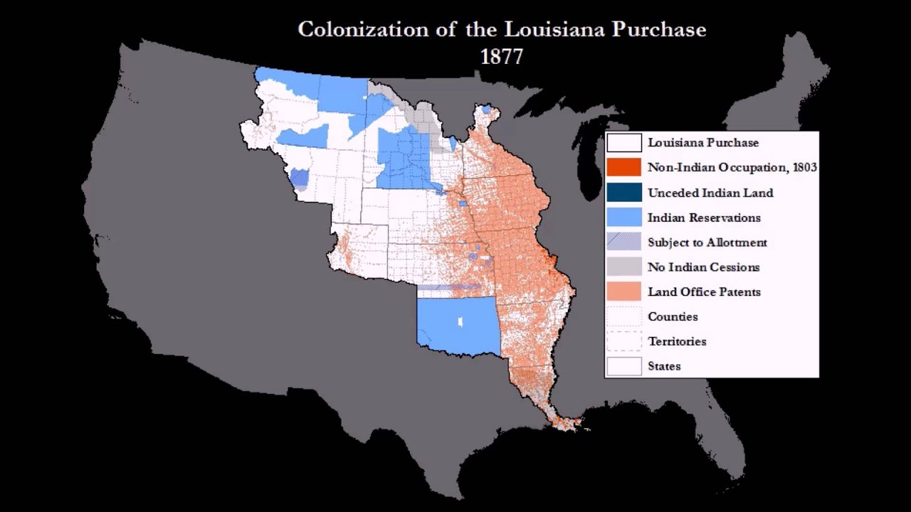 Controversy louisiana purchase
