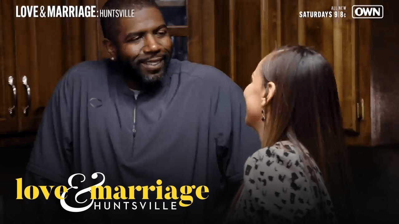 """First Look: """"Here Comes The Tea-Fanny""""   Love and Marriage: Huntsville   Oprah Winfrey Network"""