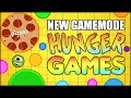NEW AGARIO GAMEMODE! HUNGER GAMES MADNESS (THE MOST ADDICTIVE GAME EVER - AGAR.IO #26)