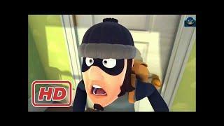 RoBot ARPO Episode 2 | Catch The Thief | Funny Cartoon Animation For Children Kids 2017 - ARPO 2017 Video