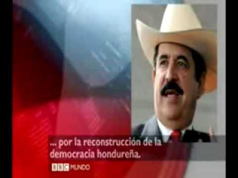 Noticias de Manuel Zelaya 2