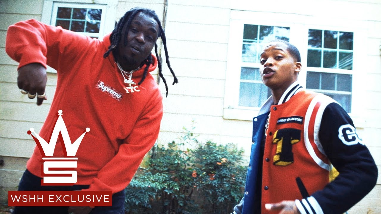 """Richie Wess - """"Frontline"""" feat. Calboy (Official Music Video - WSHH Exclusive)"""