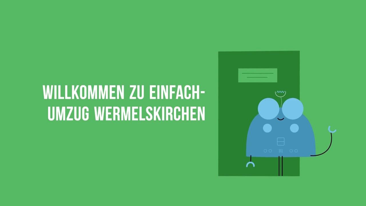 Einfach Umzug Firma in Wermelskirchen | 0221 – 98 88 62 58
