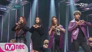 "f(x)(에프엑스)-""DIAMOND(다이아몬드)"" Comeback stage M COUNT…"