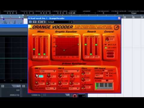 como descargar orange vocoder download