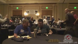 ChaserCon 2017 - Sunday Morning LIVE from SevereStudios