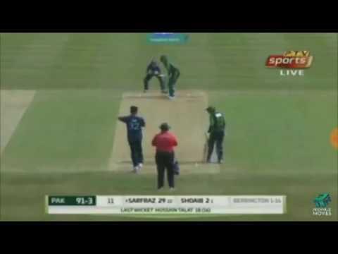 Pak won Full highlight 1ST T20 ll Pak vs Scotland 2018 thumbnail