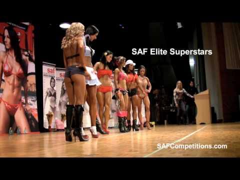 SAF Television: Fall '09 SAF Model Search & 2009 SAF Ottawa Elite Challenge - Highlights