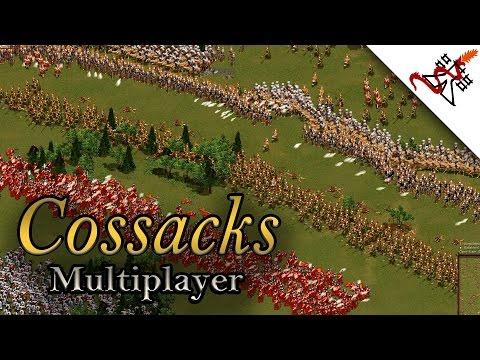 Cossacks Multiplayer - 1vs1 The One Big Battle   Deathmatch [1080p/HD]