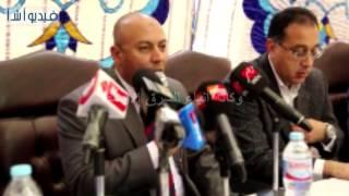 بالفيديو : وزير الإسكان ومحافظ المنوفية يقومان بتسليم عقود وحدات الإسكان الإجتماعي بالسادات