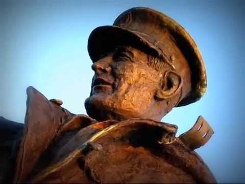 David Stirling Memorial  -- Founder Of The S.A.S. (Please Read Info)