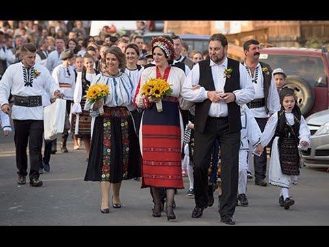 Nunta in Tara Motilor
