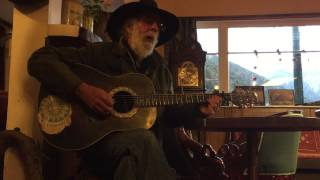 John Grenell - Blue Smoke (Live at Otira Stagecoach Hotel)