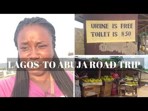 LAGOS TO ABUJA ROAD TRIP | EXPLORING NIGERIA