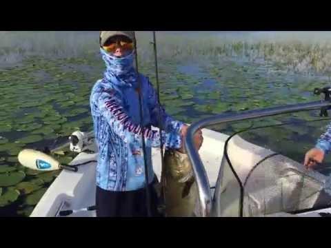 Junior Tournament Angler Lands Monster Bass!!!